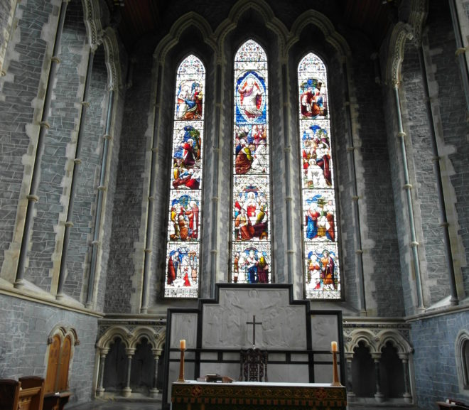 Sankt-Cainnech-Kathedrale in Kilkenny (Irland)