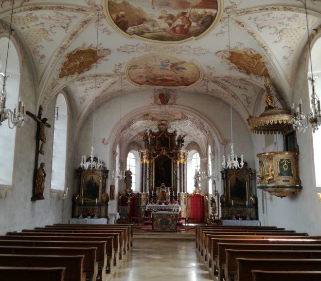 St. Michael in Kochel am See (Bayern)