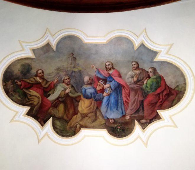 Pfarrkirche der heiligen Apostel Petrus und Paulus Krispl (Österreich)
