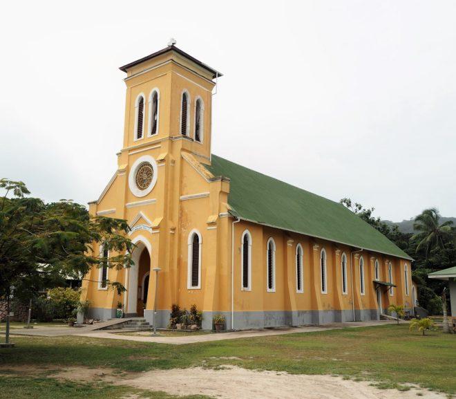 Notre Dame de L'Assomption La Digue (Seychellen)