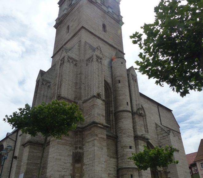 St. Bonifacius in Bad Langensalza (Thüringen)