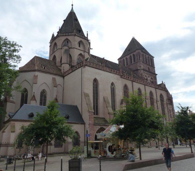 Église Saint-Thomas in Straßburg (Frankreich)