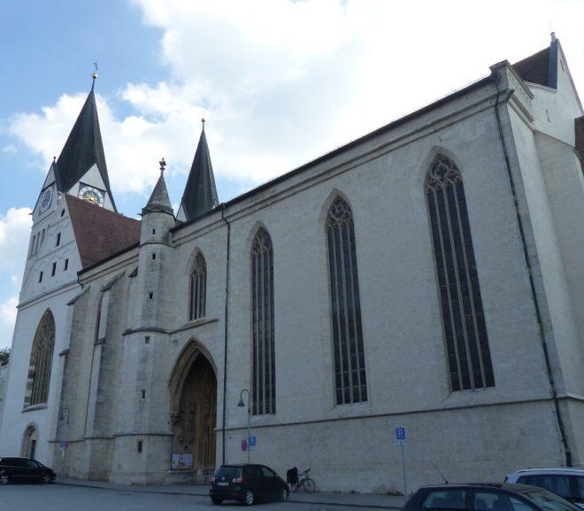 Der Eichstätter Dom (Bayern)