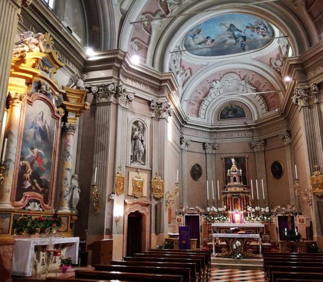Petrus und Paulus in Torri del Benaco (Italien)