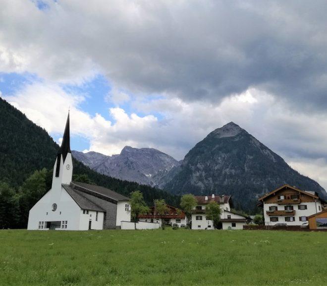 Pfarrkirche Pertisau (Österreich)