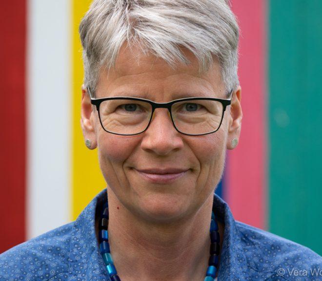 """""""Segen muss spürbar sein im Lärm und Dreck des Alltags"""": Interview mit Kerstin Söderblom"""