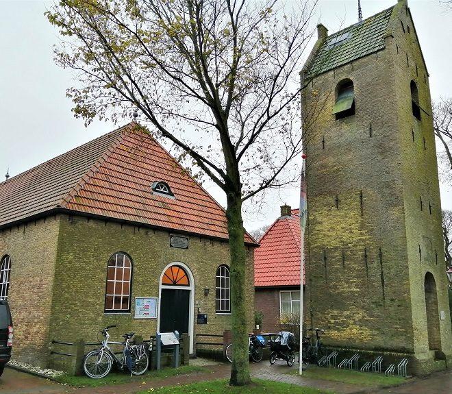 Kirche in Ballum/Kerk van Ballum (Hervormde kerk)