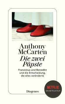 """""""Die zwei Päpste"""" von Anthony McCarten"""