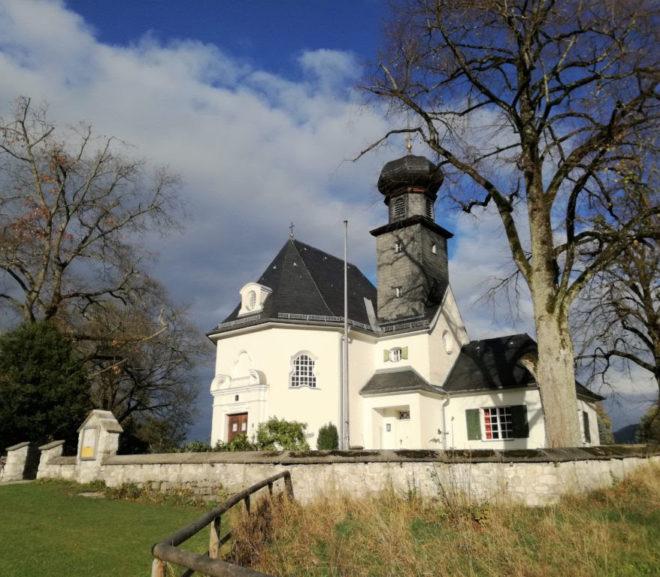 Evangelische Kirche Kochel (Bayern)